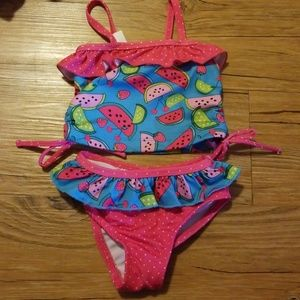 Toddler girls size 18 month swim suit